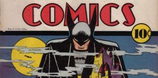 detective comics batman bill finger