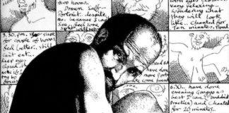 spiral cage graphic novel fumetto