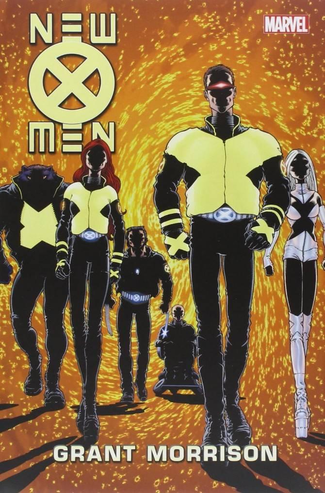 fumetti 2001 x-men morrison