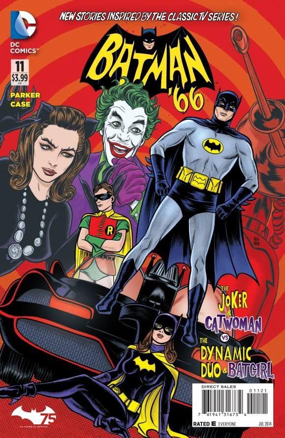 batman 66 fumetto