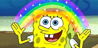 spongebob droga