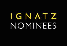 ignatz awards nomination