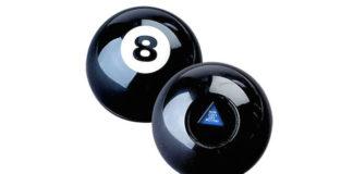 palla 8 magic eightball daniel clowes