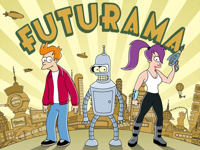 futurama amazon prime video