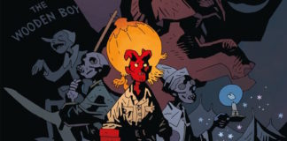 Hellboy circo mezzanotte magic press mignola