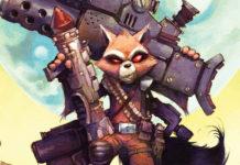 Rocket Raccoon marvel fumetti