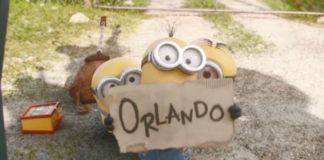 Minions trailer Orlando