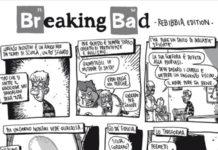 Zerocalcare Breaking Bad