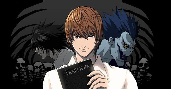 death note anime night mtv