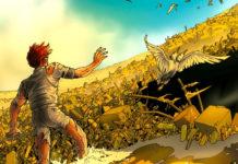 great pacific image comics saldapress