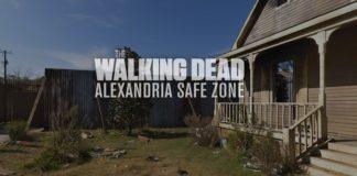 alexandria walking dead tour