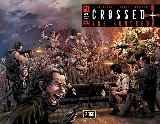alan moore Crossed 100