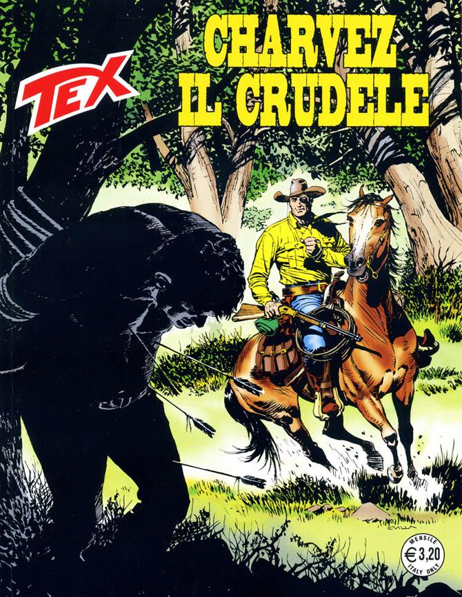 boselli mastantuono Tex n. 652
