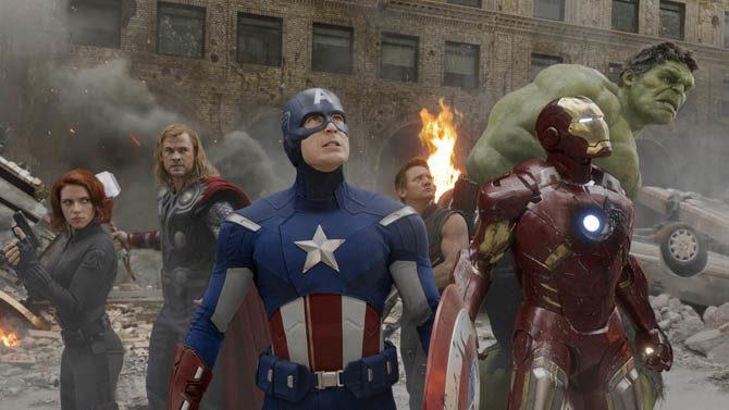 spielberg supereroi