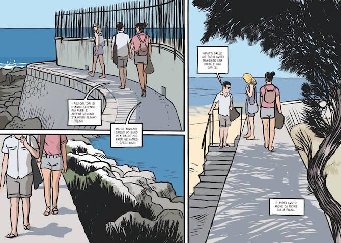 Il fumetto on the road di Baronciani e Colapesce [Recensione] -  Fumettologica