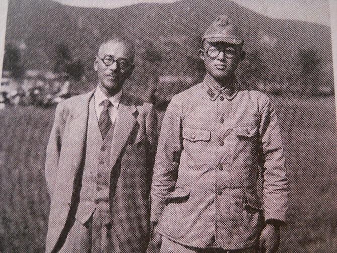 Shigeru Mizuki padre guerra