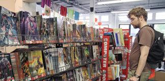 fumetteria fumetti vendite cifre comic book comics