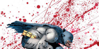 batman dkIII frank miller cover copertina