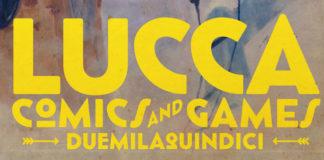 Lucca Comics Games 2015