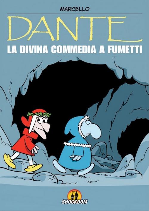 dante toninelli fumetti divina commedia