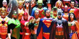dc comics supereroi