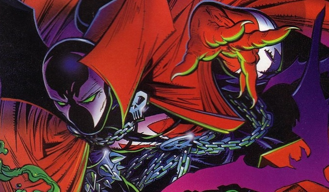 spawn serie animate fumetto image