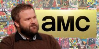 Robert Kirkman Secret History of Comics amc