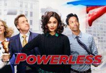 powerless dc comics nbc
