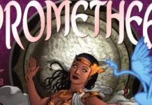 promethea alan moore lion comics