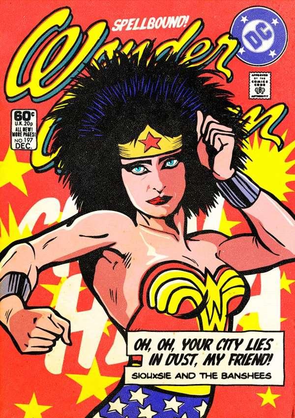 punk indie supereroi