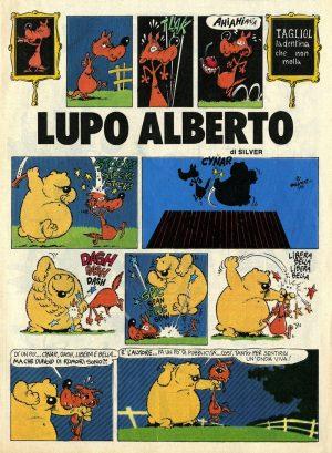 Tutti i (12) colori di Lupo Alberto, in 40 anni ...