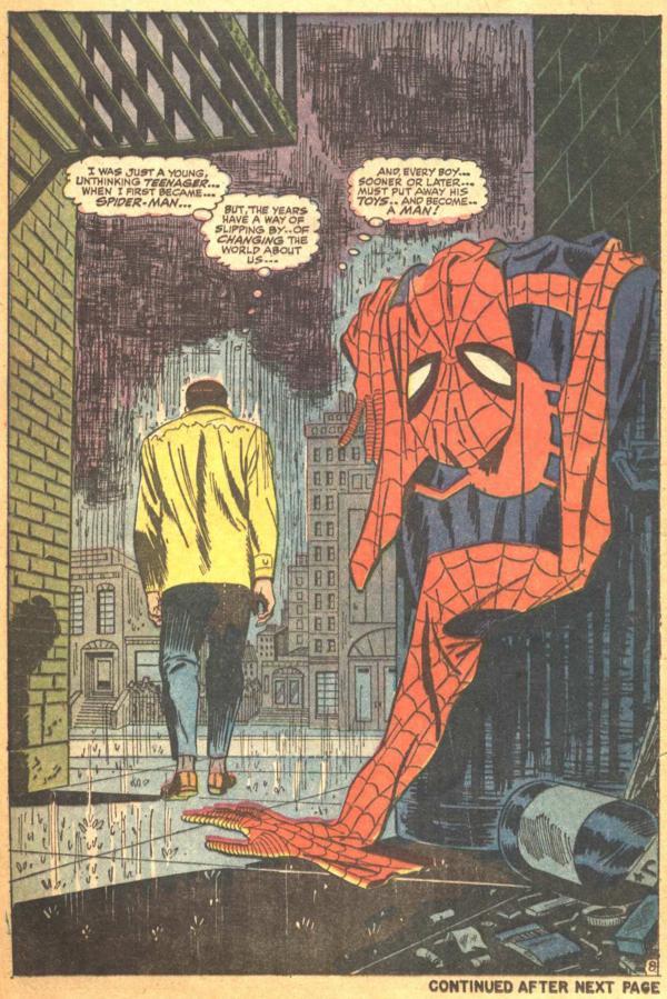 vignette marvel amazing spider-man