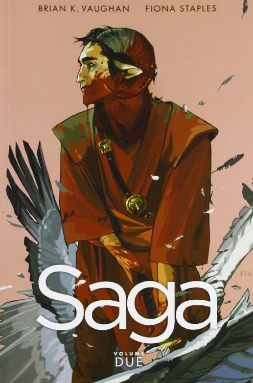 Saga Brian K. Vaughan migliori serie fumetti 2013