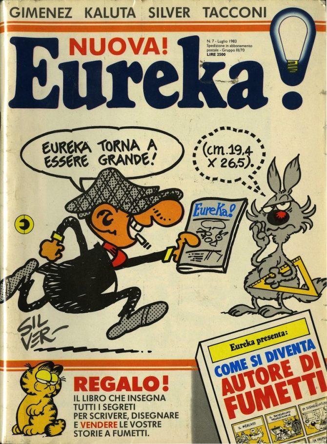 eureka 1983 lupo alberto