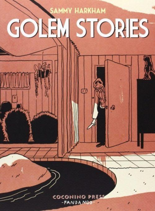 golem stories sammy harkham migliori graphic novel 2013