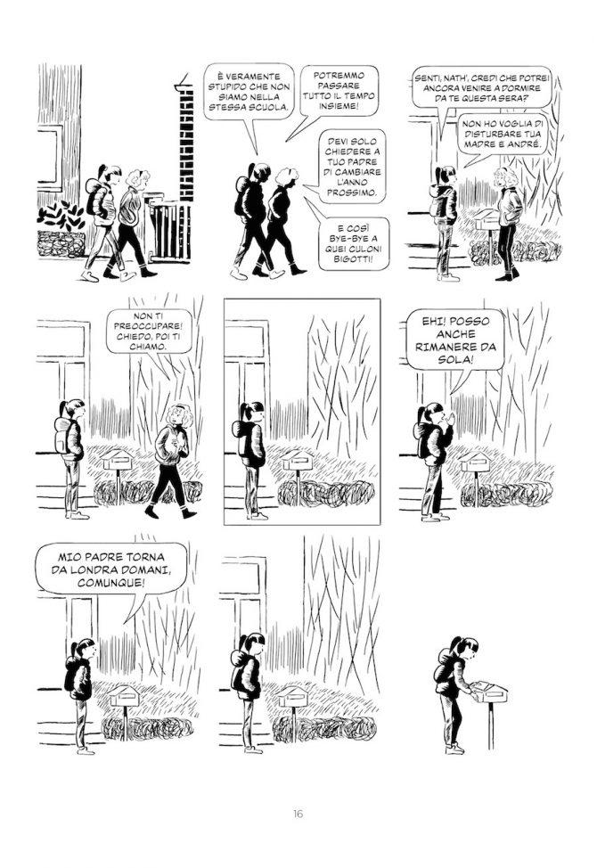 Il muretto graphic novel