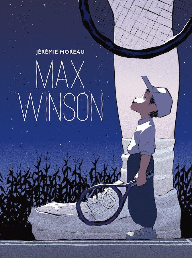 Max Winson Jeremie Moreau bao