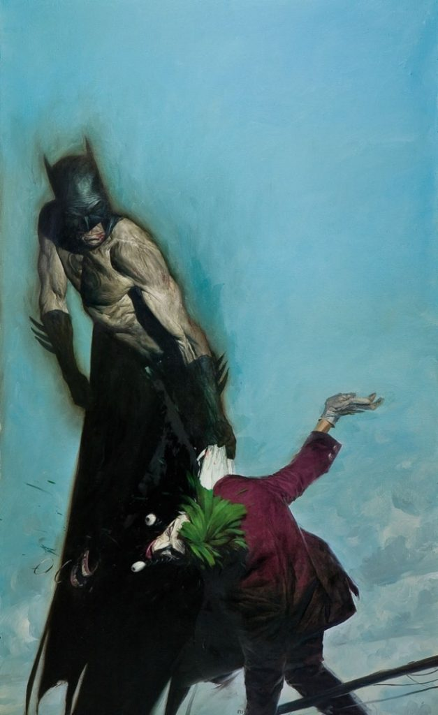 phil hale batman joker