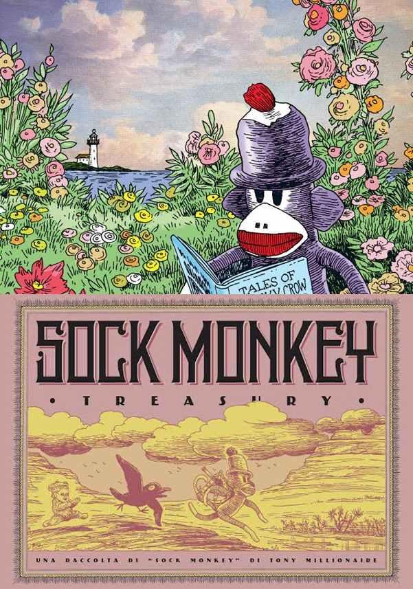 stefano antonucci fumetti sock monkey