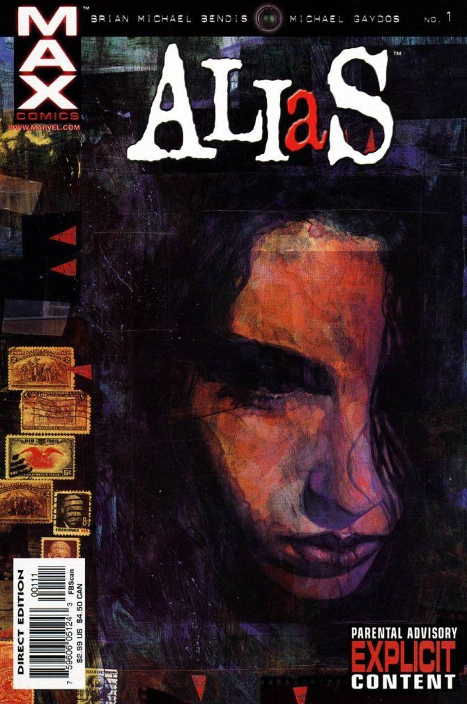 alias bendis fumetti 2001