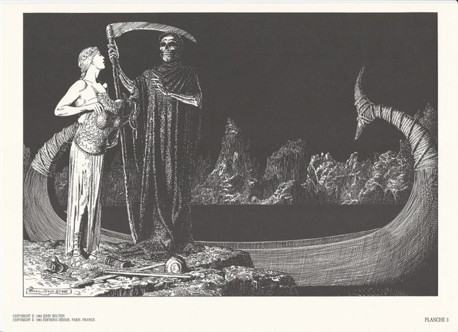 illustrazioni john bolton