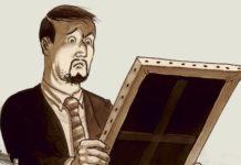 cane strabico davodeau fumetto graphic novel 001