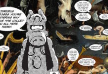 cerebus in hell dave sim