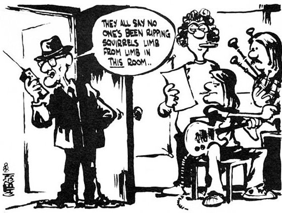 vignette bill watterson college