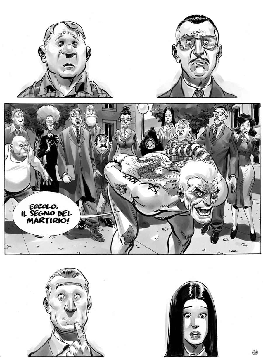 Don Zauker fumetti