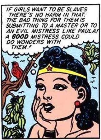 supereroi atteggiamenti ambigui sesso