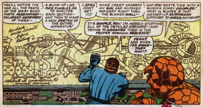 cartografia jack kirby