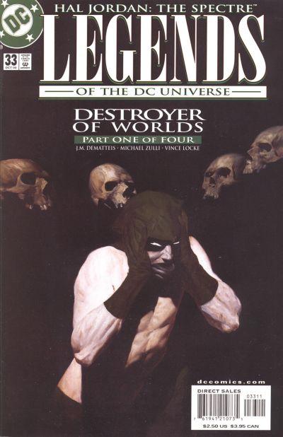 copertine DC Comics Phil Hale