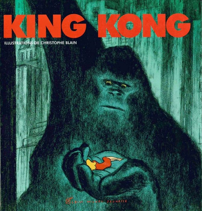 King Kong Christophe Blain