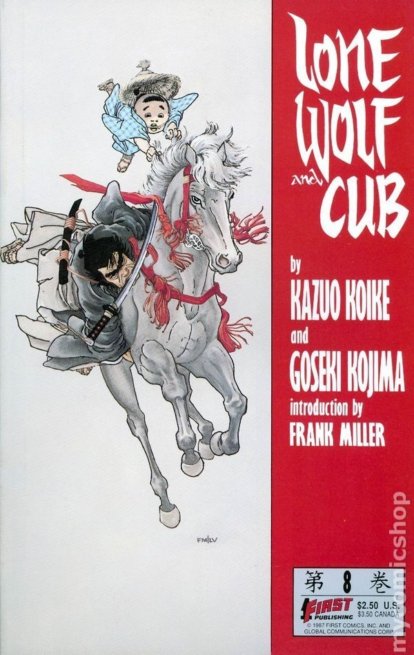 lone wolf frank miller